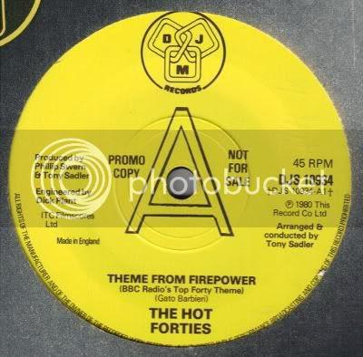 Hot Forties - Firepower