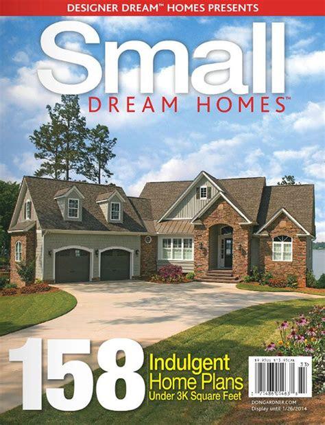 small dream homes   edition houseplansblog