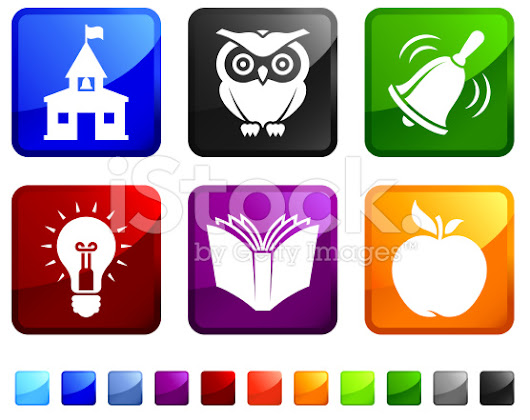 Creating an Innovative Learning Experience with Educational Vector Icons |