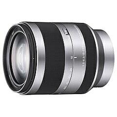 【送料無料】ソニーE 18-200mm F3.5-6.3 OSS【ソニーEマウント】[SEL18200]