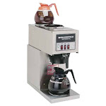 Bloomfield 9003-D3 Integrity 3 Warmer Pourover Coffee Brewer - 1800W, 120V