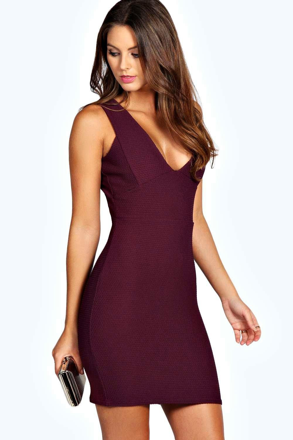 Types water dress body of on bodycon different purple for wedding
