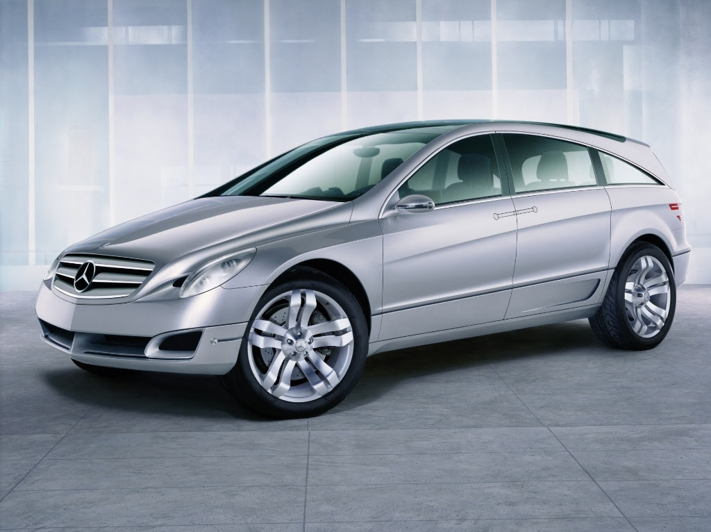 2002 Mercedes-Benz Vision GST Pictures, History, Value ...
