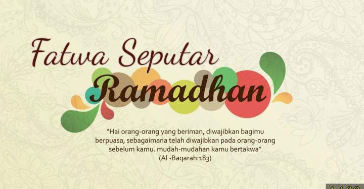 Ustadz Abdul Somad - 30 Fatwa Seputar Ramadhan #1 Hilal Ramadhan
