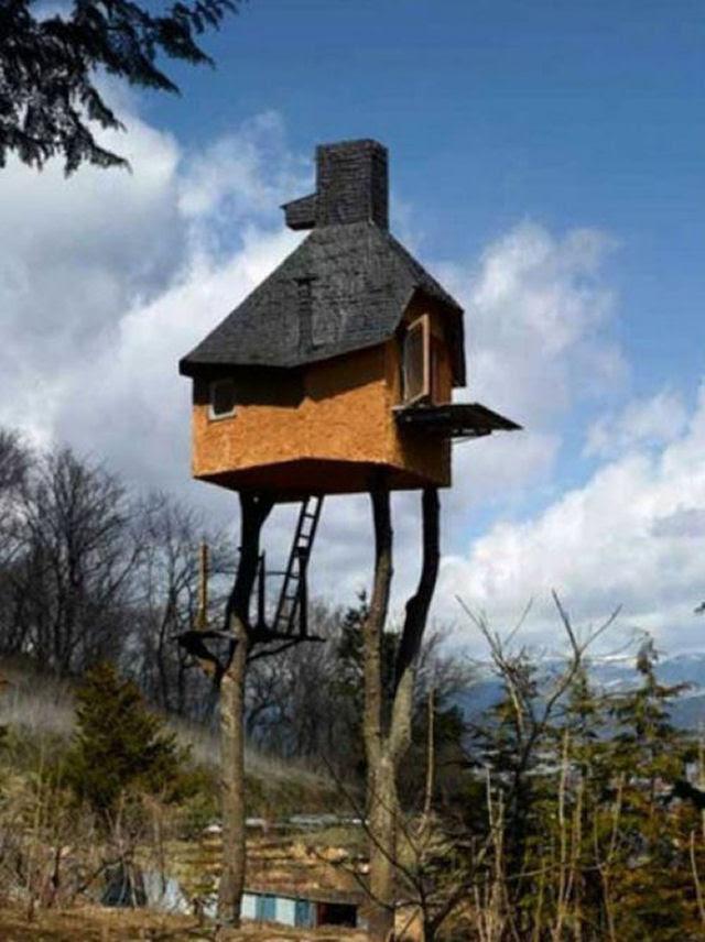 As casas mais bizarras e surpreendentes ao redor do mundo 10