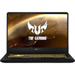 "Asus - FX705DT 17.3"" Gaming Laptop - AMD Ryzen 7 - 8GB Memory - NVIDIA GeForce GTX 1650 - 512GB Solid State Drive - Black"