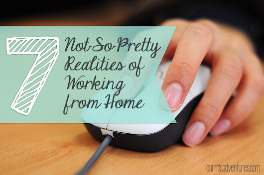 7 Not-So-Pretty Realities of Working From Home *Bundle Sale – 48 Hours Left* - Our Misadventures