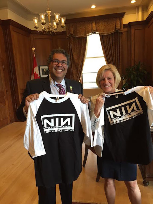 Nine Inch Nails Logo Used by Canadian Politicians for T-Shirt | News | Pitchfork