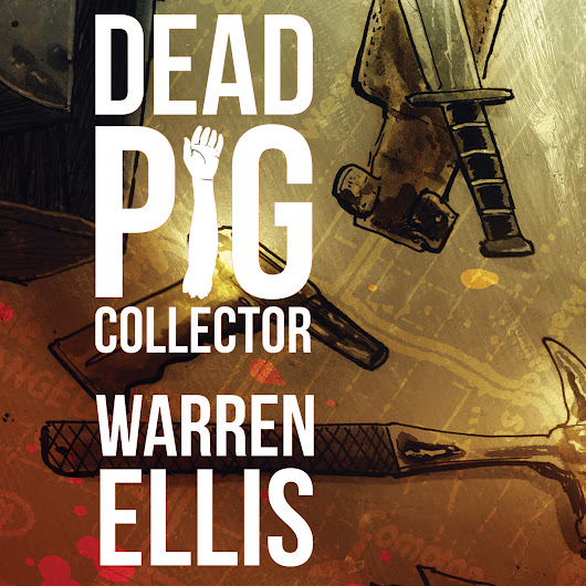 Dead Pig Collector audiobook excerpt