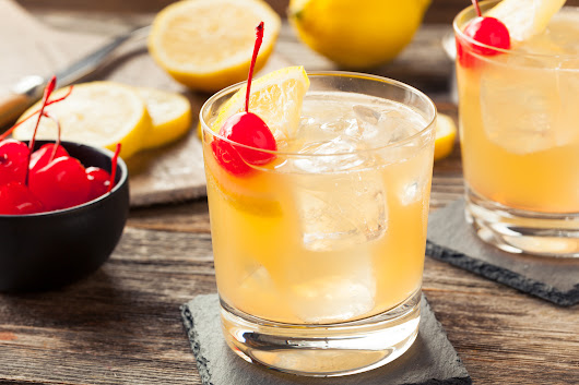 National Whisky Sour Day | GLYNNEVAN Whisky