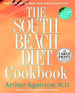 "Cover of ""The South Beach Diet Cookbook (..."