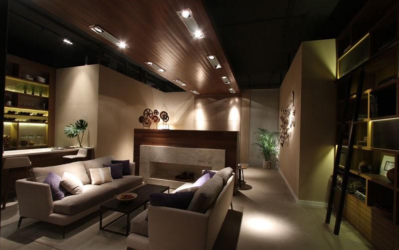 Casa foa 2012 loft con terraza estudio judith babour for Diseno de apartamentos industriales