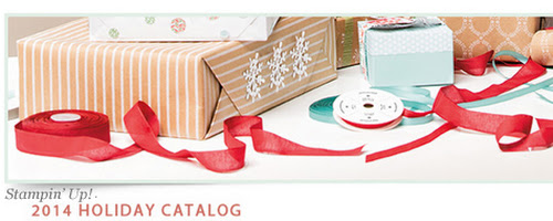 2014 HOLIDAY CATALOG - IT'S HERE!
