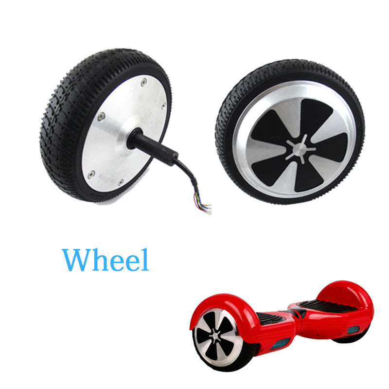 1 Wheel Motorized Skateboard Electric Mini Scooter 6.5inch Wheels for Smart Balance Electric