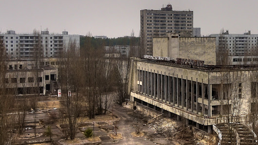 Chernobyl: A Short History of the Human Impact | GeoHistory