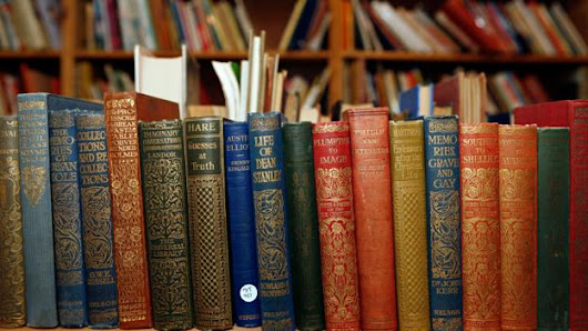The secrets of Britain's town of books