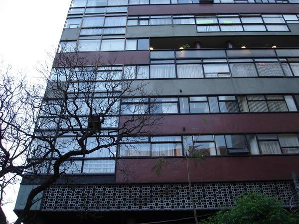 Condominio Paseo del a Reforma, Mario Pani