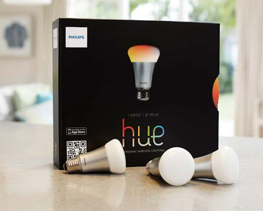 Philips Hue firmware update for April, possible problems | Product Reviews Net