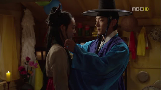 [K-Drama] Arang and the Magistrate