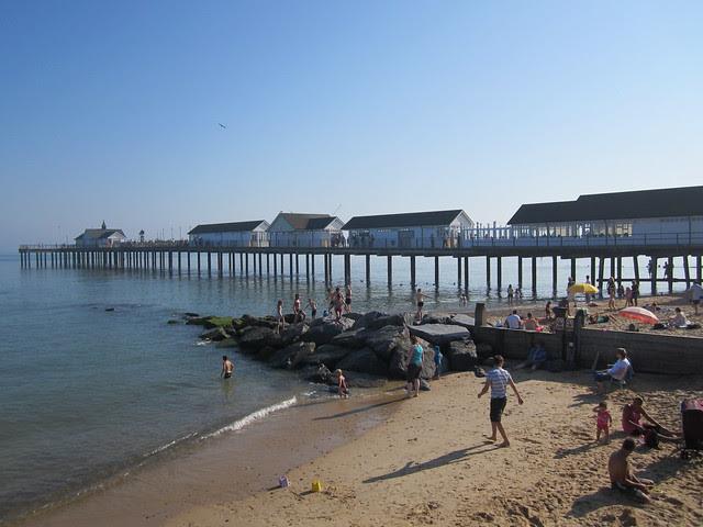 Aldeburgh and Southwold 1st October 2011 072