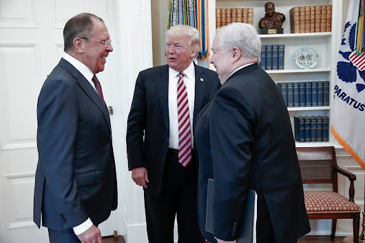 Trump revealed highly classified information to Russian foreign minister and ambassador