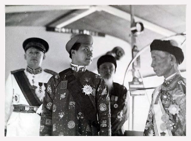 1926 - A bord de la canonnière Alerte