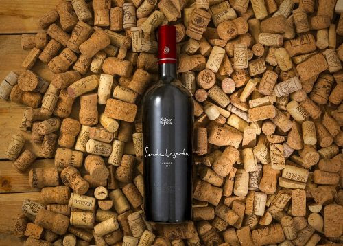 Download Free Wine Bottle and Corks Mockup Free PSD at Downloadpsd.cc