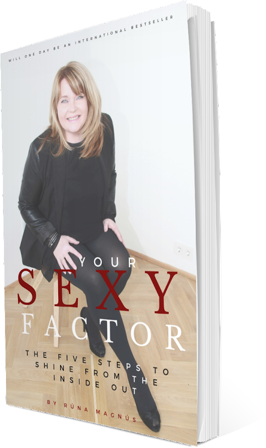 Your SeXy-Factor: The Book I've been waiting for!