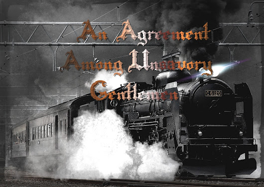 An Agreement Among Unsavory Gentlemen ⋆ The Wandering Hippy - Saddlebag Reflections and Rock & Roll