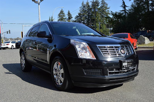 2014 Cadillac SRX LUXURY / AWD Used for sale in Surrey at Cwl Auto