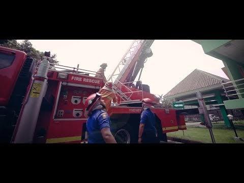 Simulasi Bencana Rumah Sakit Jogja - Portofolio AntVideograph