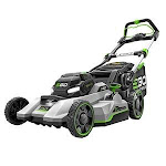 Ego LM2135SP Select Cut Cordless Lawn Mower 21in Self Propelled Kit   White   Acme Tools