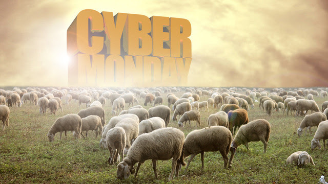 Click here to read All the Cyber Monday Deals: 2012