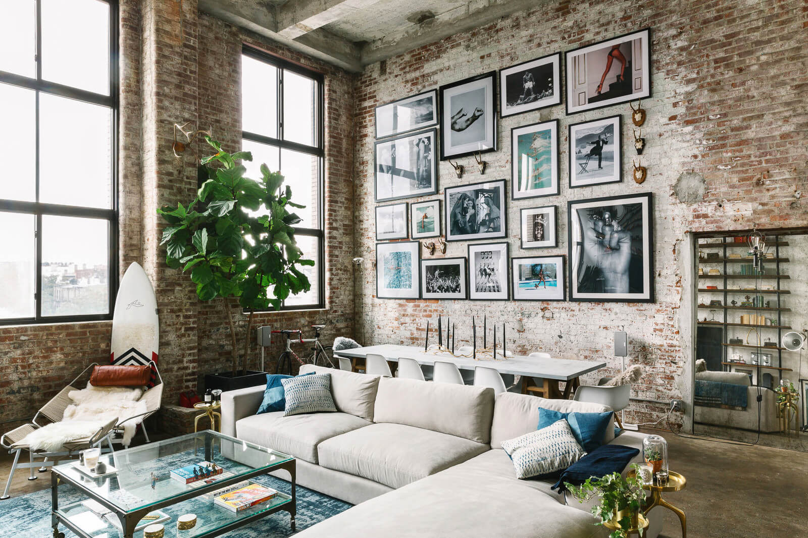 8 Industrial Living Room Ideas You are Going to Love ...