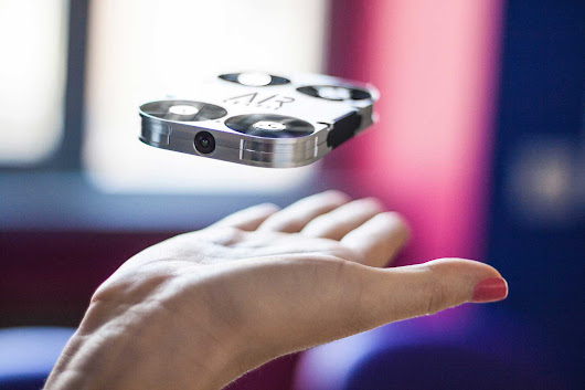 AirSelfie: A drone for your selfies - Avira Blog