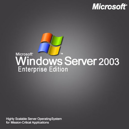 Windows Server 2003 Enterprise 64 bit ISO Free Download