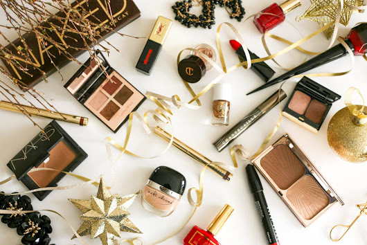 Some of My Festive Makeup Essentials