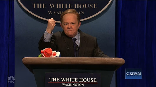 Melissa McCarthy As Sean Spicer Is The Best Thing On SNL In Years