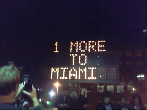 One more to Miami