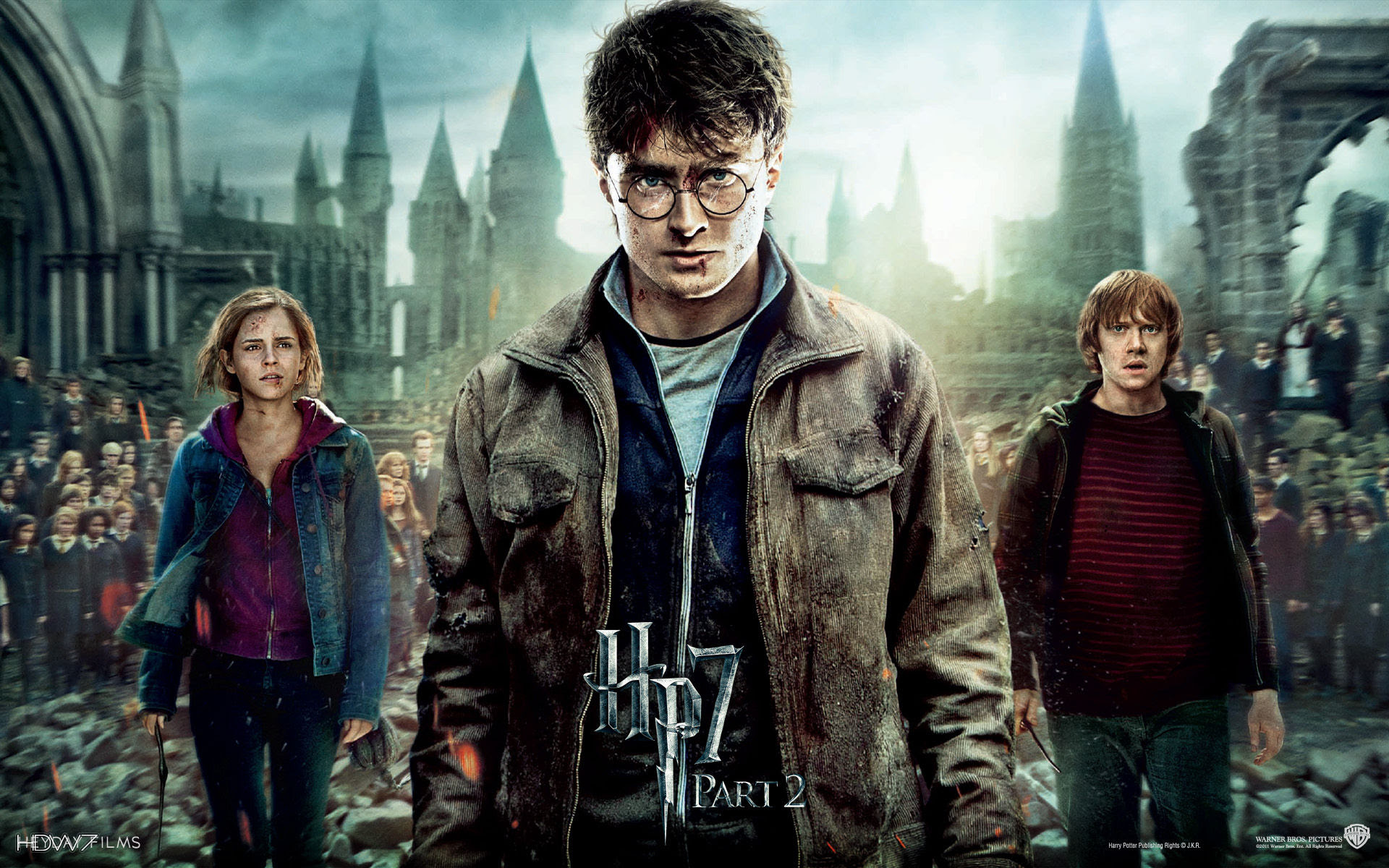 Harry Potter And The Deathly Hallows Part 2 6 Hd Wallpaper