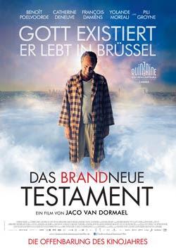 Das Brandneue Testament Filmplakat