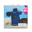 South Beach Electric Air Pump Inflate/Deflate Includes 3 Nozzles
