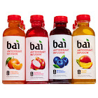 Bai Fruit or Vegetable Juice - 12-Ct. 18-oz. Antioxidant Infusion Rain Forest Variety Pack