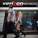 The British telecommunications company Vodafone holds a 45 percent stake in Verizon Wireless.