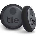 Tile Sticker (2020) - 2 Pack, Black