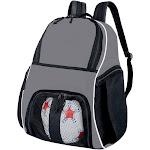 High Five 327850 Backpack - Graphite Black White