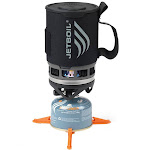 Jetboil Zip Personal Cooking System, Carbon, 0.8 L