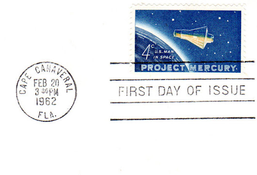 Search continues for secret stamp honoring John Glenn's historic spaceflight | collectSPACE
