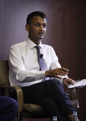 Rohit Malpani, director de política y análisis de la campaña de Acceso a Medicamentos de MSF.