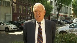 El ministre d'Exteriors en funcions, José Manuel García-Margallo